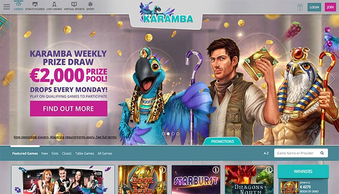 karamba website